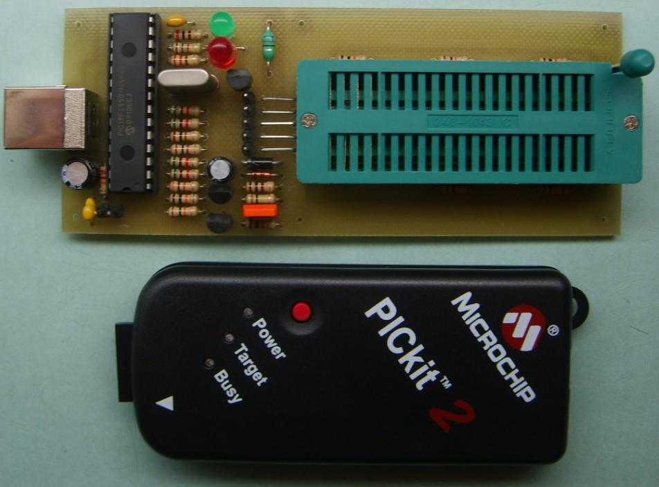 Программатор для микроконтроллера
