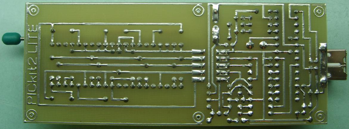 Программатор usb pic контроллеров своими руками