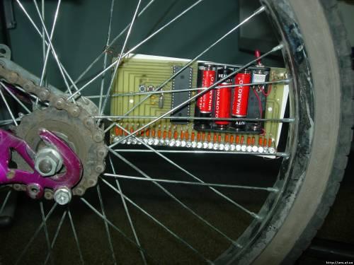 Электроника для велосипед своими руками