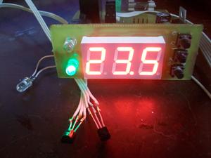 Термостат для инкубатора.