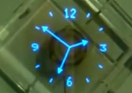 Пропеллер часы