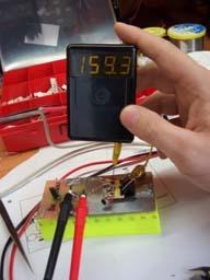 Пробник частотомер 1гГц
