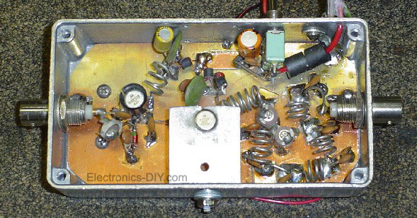 5 Watt FM Amplifier