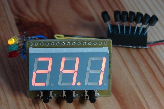 Термостат DS v1