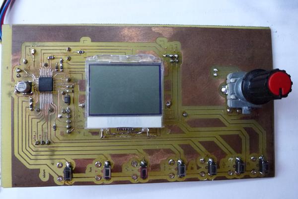Блок питания/зарядное устройство v1.0.