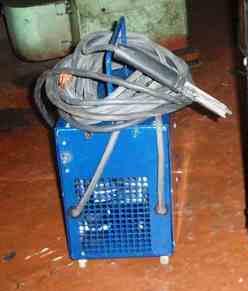 Сварочный аппарат с фазным управлением тиристорами на микроконтроллере PIC16F876