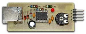 Простой USB-осциллограф