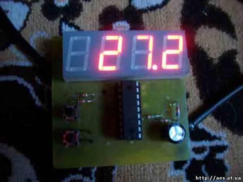 Термометр — термостат