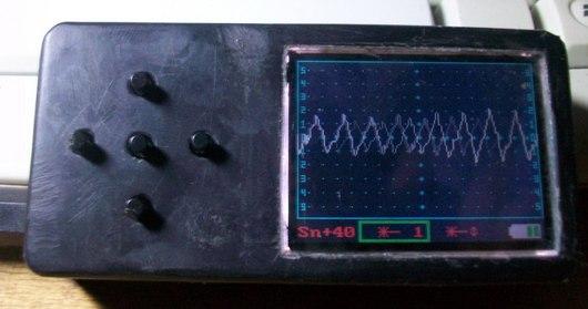 Цифровой осциллографический пробник «ChameIeon_D».